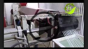فیلم دستگاه گرانولساز