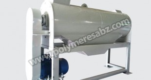 centrifugal plastic dewatering