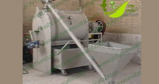 low speed heater mixer - turbo mixer