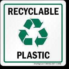 کاربرد پلاستیک های بازیافتی