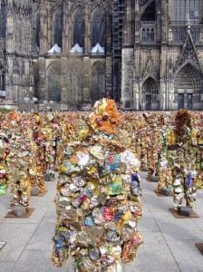 محصولات بازیافت پلاستیک